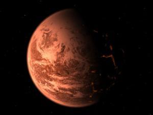 Gliese 876 planet