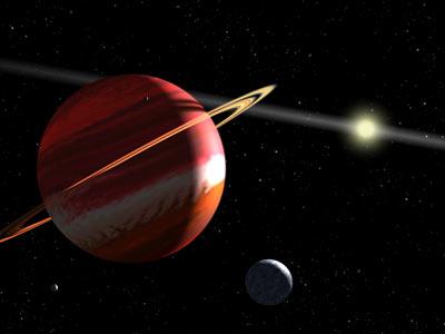Epsilon Eridani planet