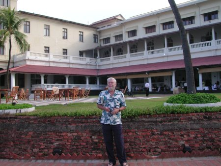 Benford at Galle Face