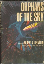Cover of Orphans of the Sky