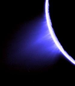 Enceladus jets