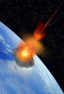 Meteorite strike in Scotland