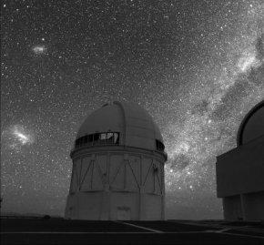 Cerro Tololo 4-meter telescope