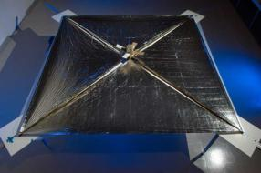 NanoSail-D will deploy a solar sail in space
