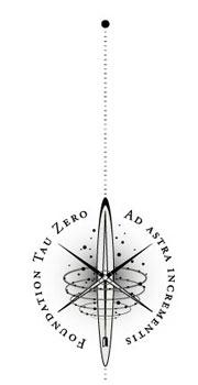 Tau Zero Foundation logo