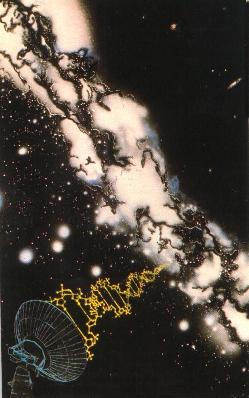 DNA radiotelescope