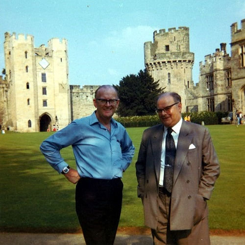 Arthur_and_Val_at_Warwick_Castle